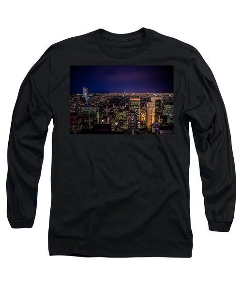 Field Of Lights And Magic Long Sleeve T-Shirt