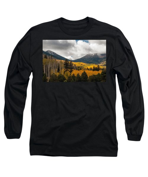 Flagstaff Fall Color Long Sleeve T-Shirt