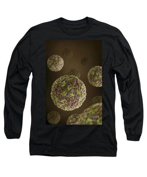 Foot-and-mouth Disease Virus Long Sleeve T-Shirt