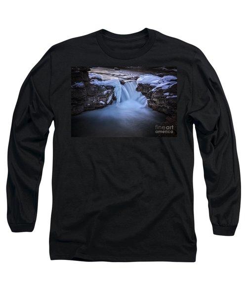 Frozen Splendor Long Sleeve T-Shirt