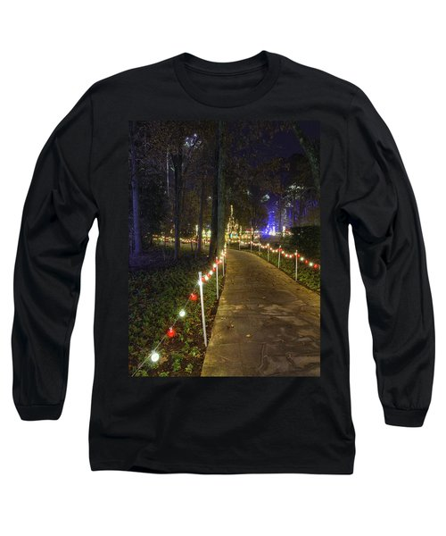 Long Path Long Sleeve T-Shirt