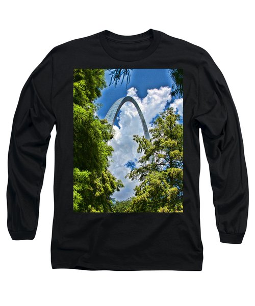 Gateway Arch Long Sleeve T-Shirt
