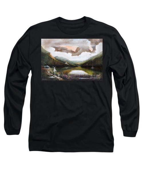 Glendalough Long Sleeve T-Shirt