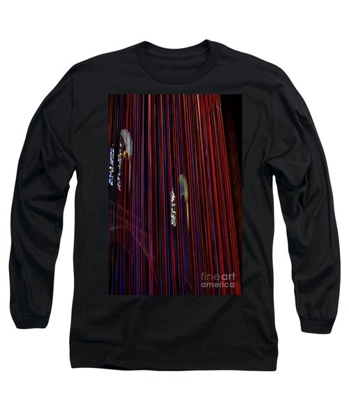 Grace Cathedral With Ribbons Long Sleeve T-Shirt