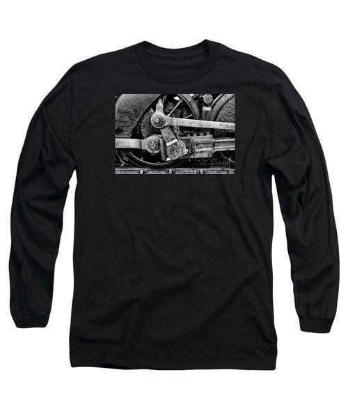 Heavy Steel Long Sleeve T-Shirt