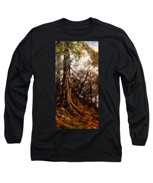 Hillside Ancient Long Sleeve T-Shirt