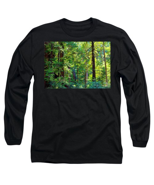 Hoh Rain Forest Long Sleeve T-Shirt