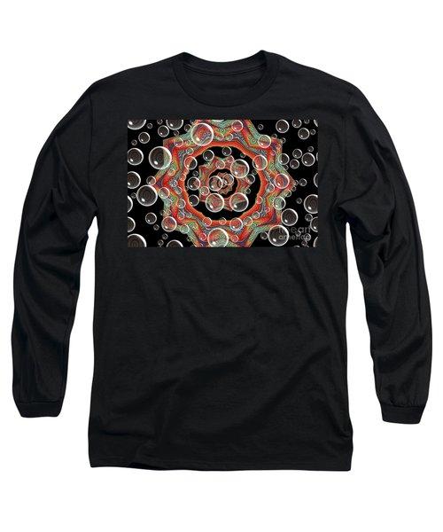 Holiday Card Long Sleeve T-Shirt
