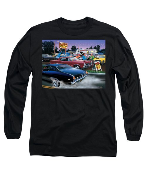 Honest Als Used Cars Long Sleeve T-Shirt