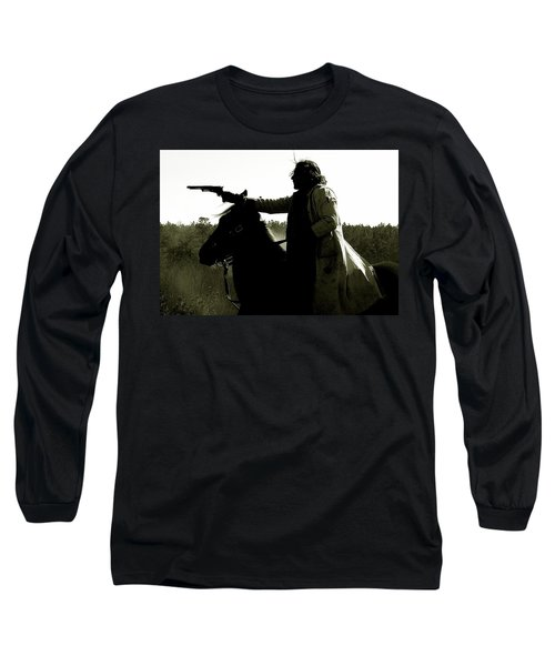 Horse And Rider Long Sleeve T-Shirt