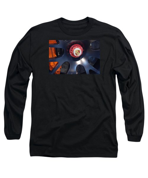 Hybrid Wheel  Long Sleeve T-Shirt