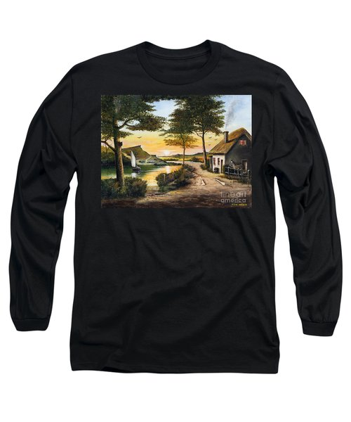 Irish Retreat Long Sleeve T-Shirt