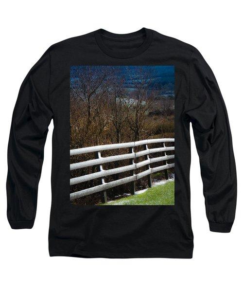 Irish Winter Long Sleeve T-Shirt