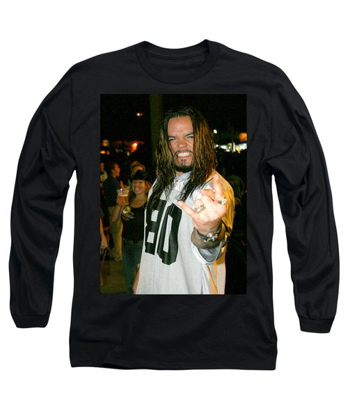 Josey Scott  Saliva Long Sleeve T-Shirt