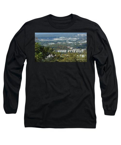 Kennesaw Battlefield Mountain Long Sleeve T-Shirt