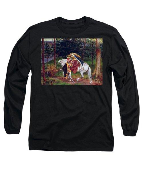 La Belle Dame Sans Merci Long Sleeve T-Shirt