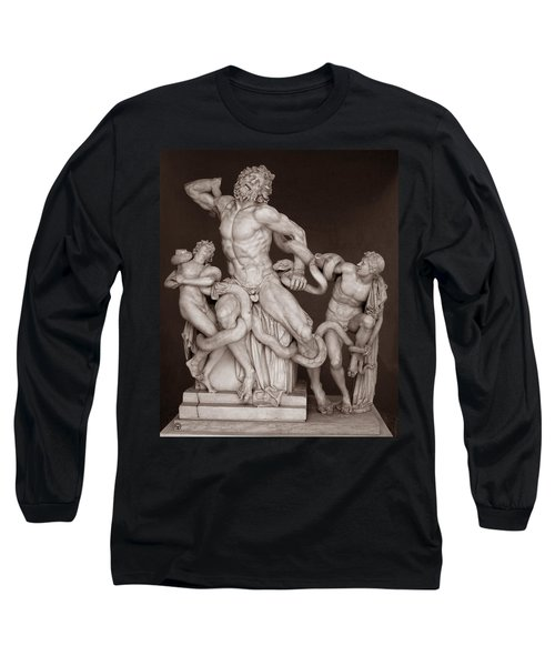 Laocoon And His Sons Long Sleeve T-Shirt