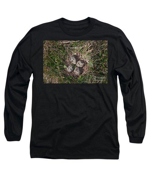 Lapwing Nest Long Sleeve T-Shirt