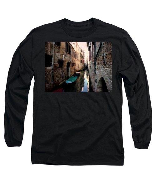 L'aqua Magica  Long Sleeve T-Shirt