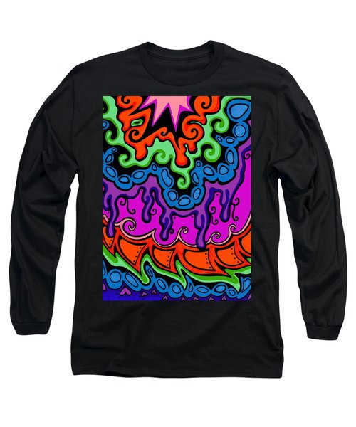 Light Up The Dark Long Sleeve T-Shirt