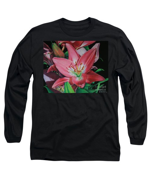Lily's Garden Long Sleeve T-Shirt