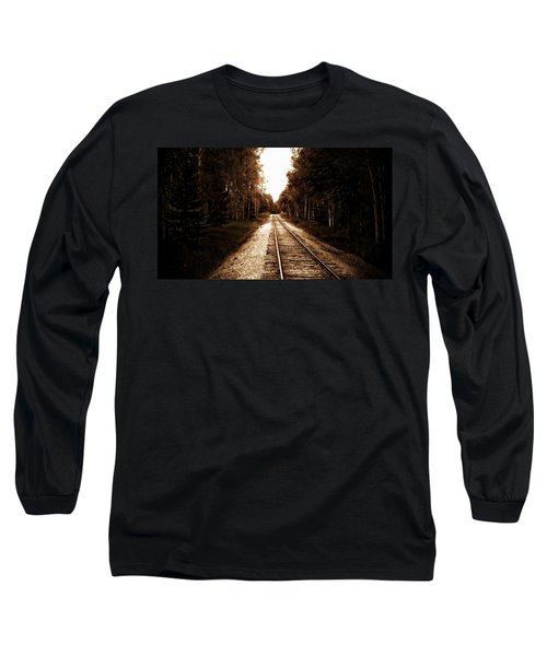 Lonely Railway Long Sleeve T-Shirt