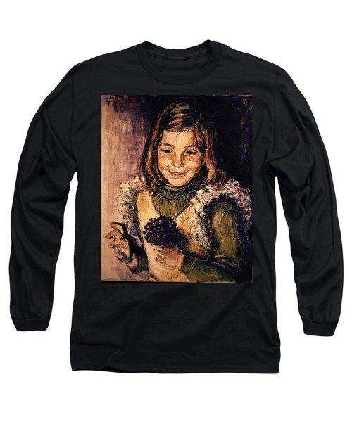 Luisa Fernanda Long Sleeve T-Shirt