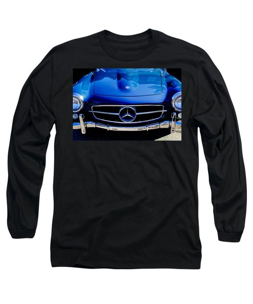 Mercedes-benz 190sl Grille Emblem Long Sleeve T-Shirt