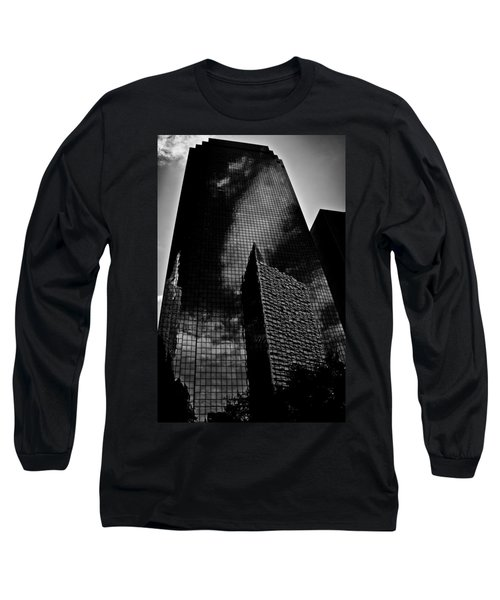 Monolith Long Sleeve T-Shirt by Mark Alder