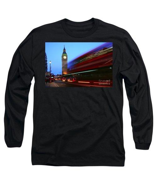Must Be London Long Sleeve T-Shirt