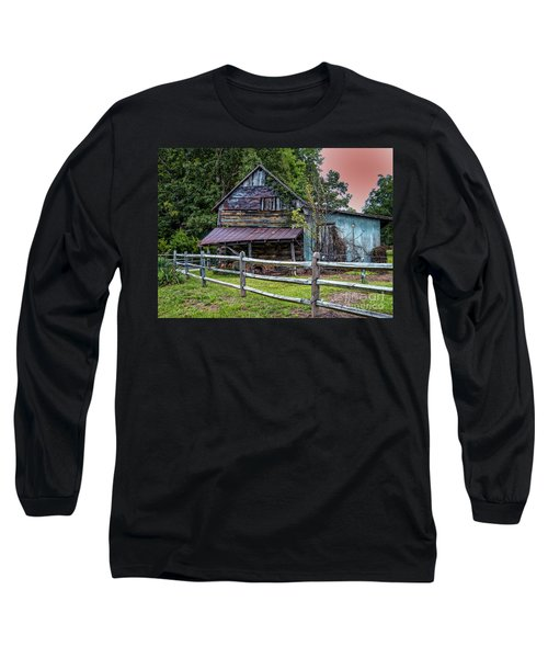 Old Farm Long Sleeve T-Shirt