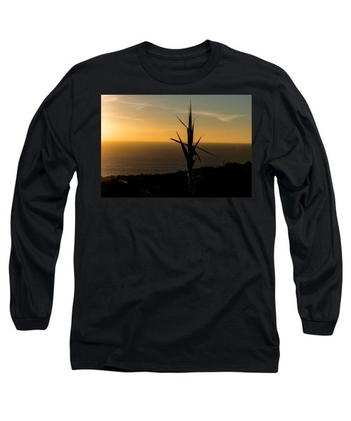One At Sunset Long Sleeve T-Shirt