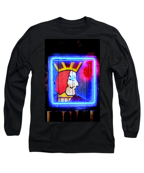One Eyed Jacks Long Sleeve T-Shirt