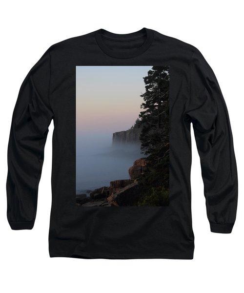 Otter Cliffs 2 Long Sleeve T-Shirt