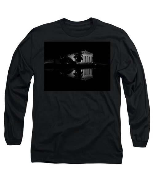 Parthenon Puddle Long Sleeve T-Shirt