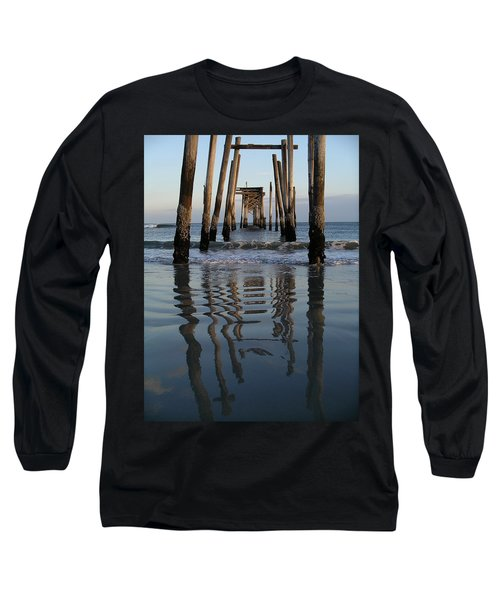 Pier Reflections Long Sleeve T-Shirt