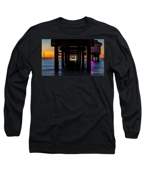 Pier Under II Long Sleeve T-Shirt