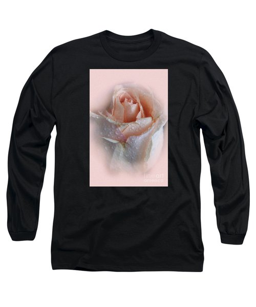 Pink Rose2 Long Sleeve T-Shirt