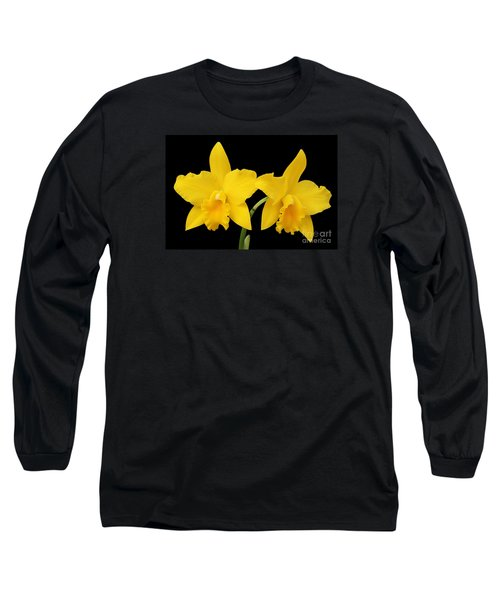 Potinara Shinfong Little Love #2 Long Sleeve T-Shirt by Judy Whitton