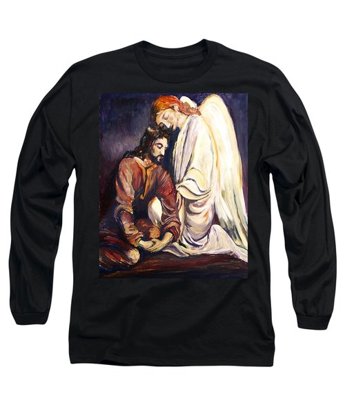 Agony In The Garden Long Sleeve T-Shirt