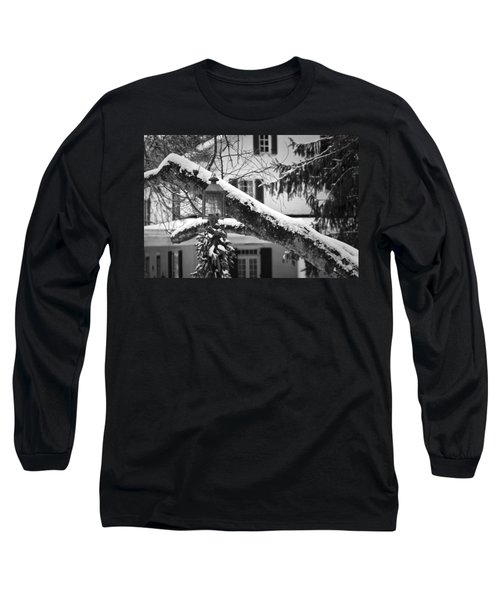 Holiday Candle Light Long Sleeve T-Shirt