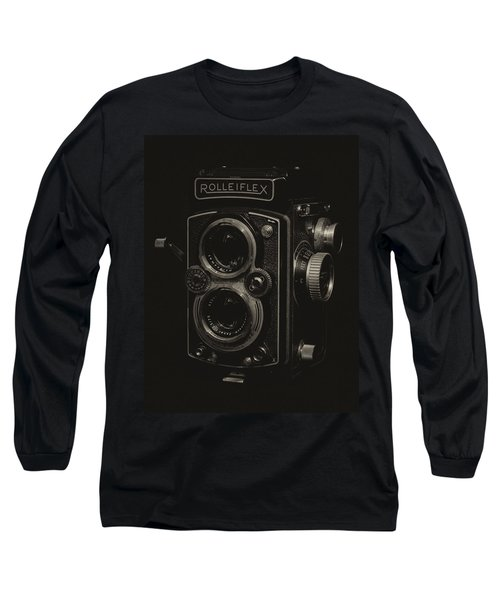 Rolleiflex Long Sleeve T-Shirt