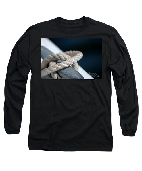 Long Sleeve T-Shirt featuring the photograph Sail Away by Christiane Hellner-OBrien