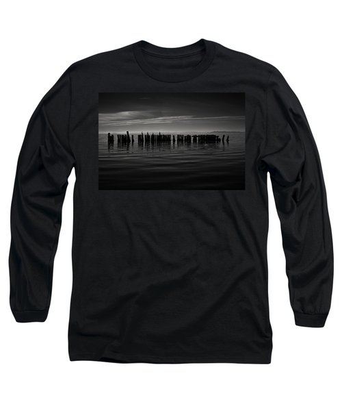 Salton Sea Piles Long Sleeve T-Shirt