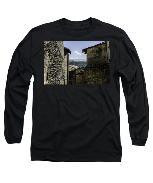 Santo Stefano Di Sessanio - Italy  Long Sleeve T-Shirt