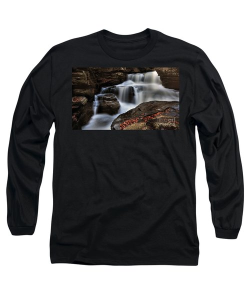Secret Waterfall Long Sleeve T-Shirt