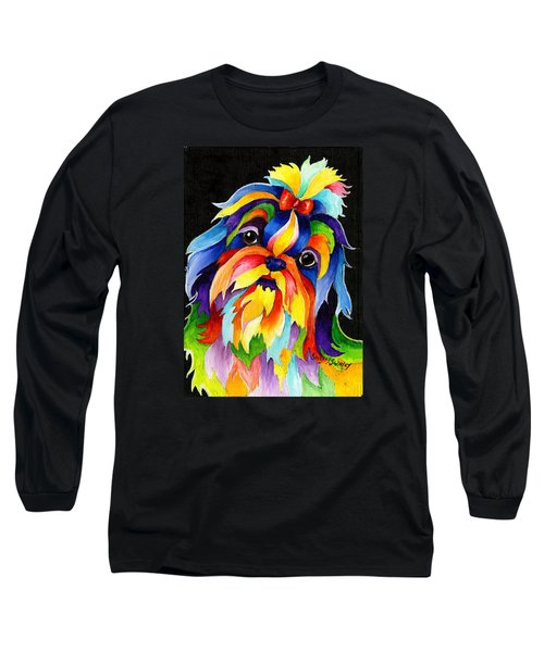 Shih Tzu Long Sleeve T-Shirt