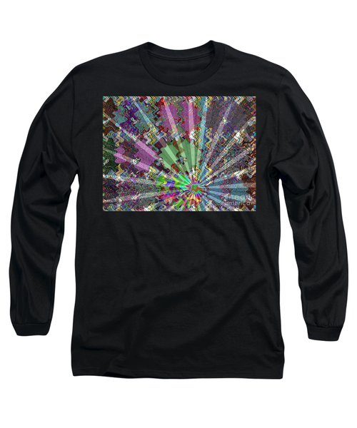 Sparkle Focus Graphic Chakra Mandala By Navinjoshi At Fineartamerica.com Fineart Posters N Pod Gifts Long Sleeve T-Shirt