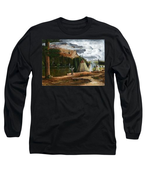 Spiritual Home Long Sleeve T-Shirt