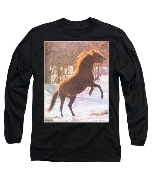 Stallion Long Sleeve T-Shirt